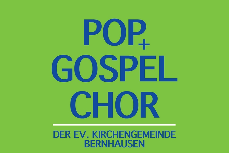 Pop & Gospelchor Bernhausen